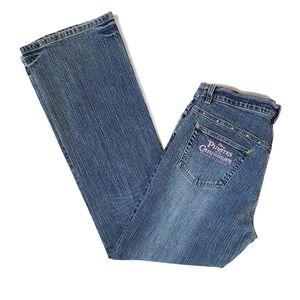 Disney women's size 12 jeans